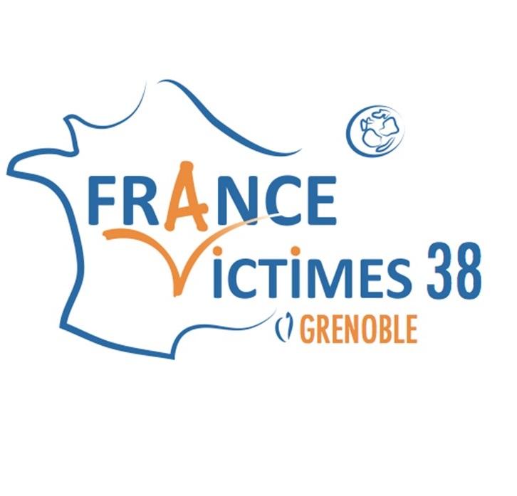 Logo France Victime 38 à Grenoble